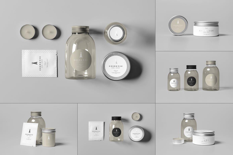 Trending design of Cosmetic Moc | UI UX design company in Hyderabad/India | Berenike & Bion Technologies