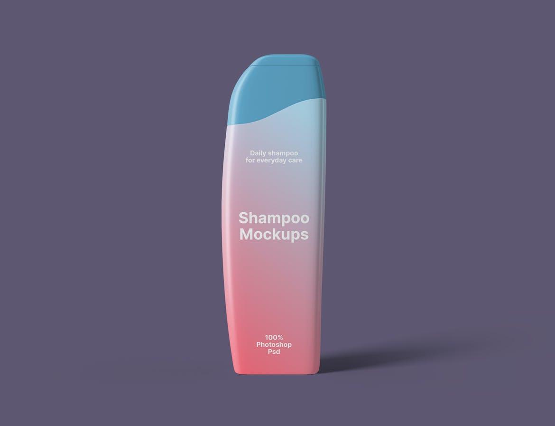 Trending Shampoo Bottle Mockups design | UI UX design company in Hyderabad/India | Berenike & Bion Technologies